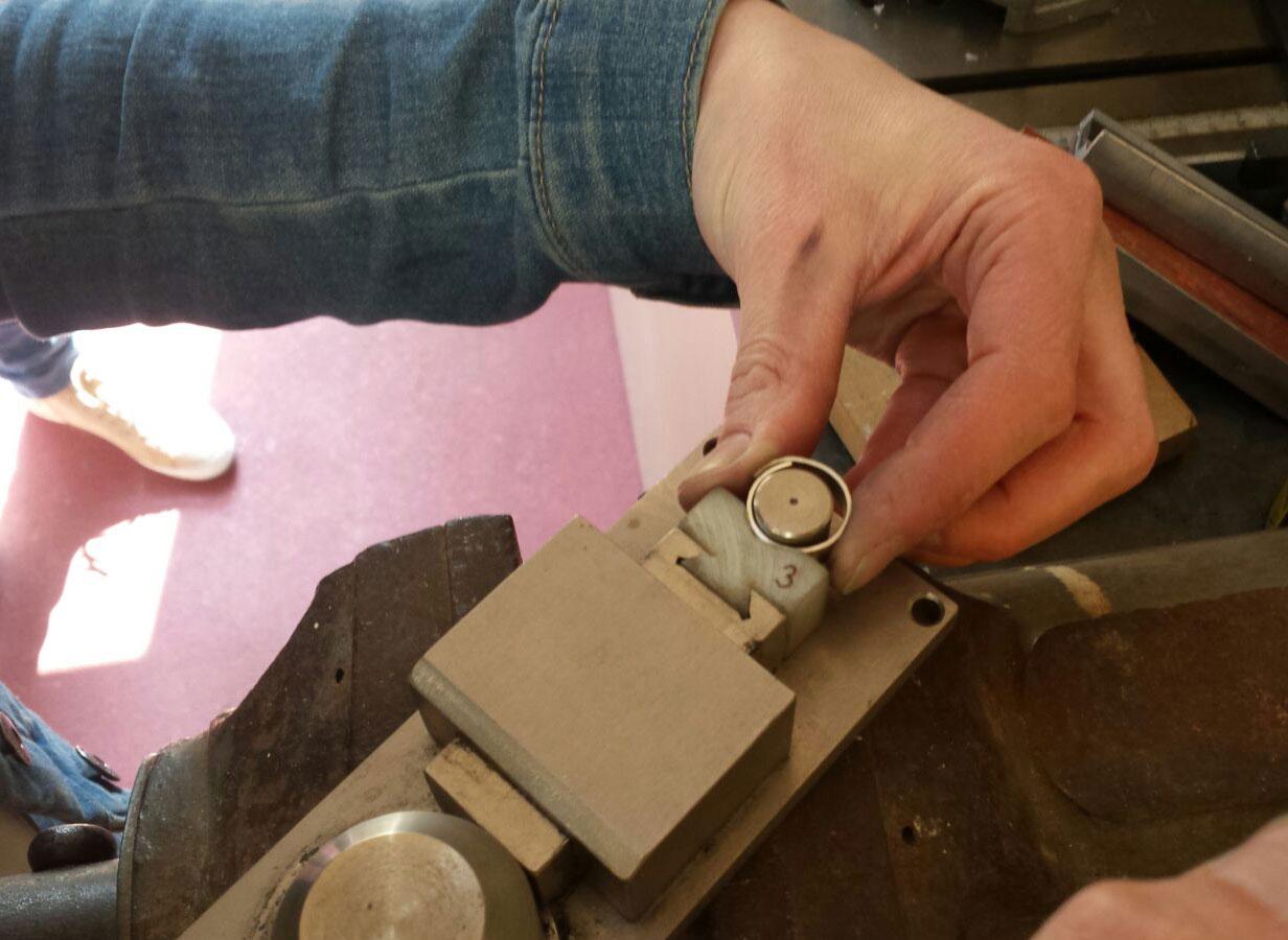 workshop sieraden maken - Edelsmederij puur & pracht Helvoirt