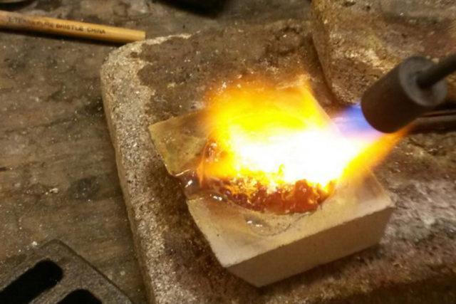 Goud Smelten - Edelsmederij puur & pracht Helvoirt
