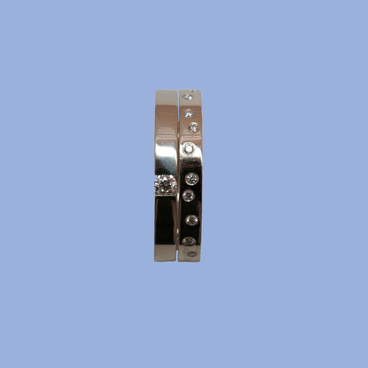 Twee-eenheid - Ringen - Edelsmederij puur & pracht Helvoirt