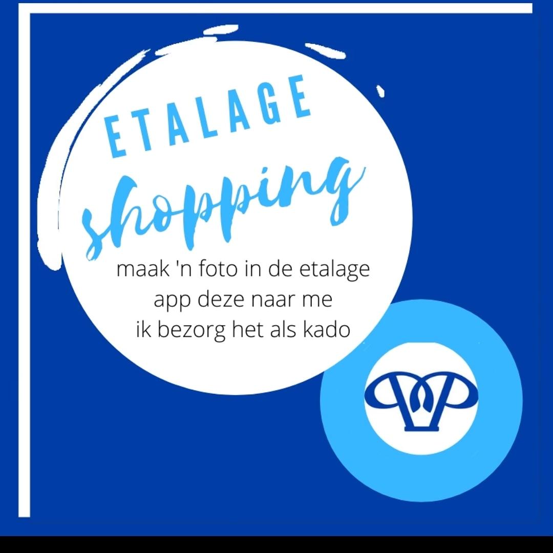 etalage shopping puur & pracht